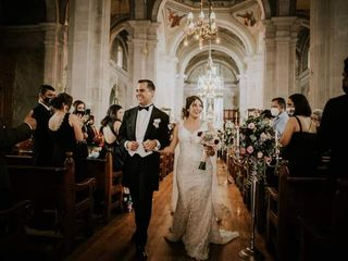 La boda de Marina y Aldo 1