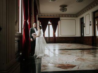 La boda de Marina y Aldo