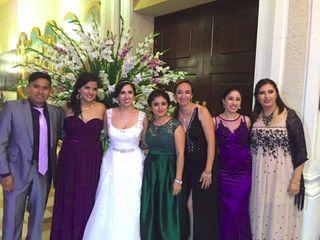 La boda de Blanca  y Carlo 1