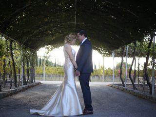La boda de Lariza y Lauro 1