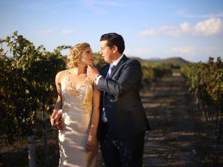 La boda de Lariza y Lauro