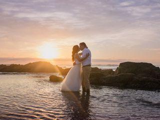 La boda de Azaneth y Mauricio 1