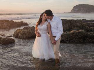 La boda de Azaneth y Mauricio 2
