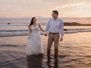 La boda de Azaneth y Mauricio