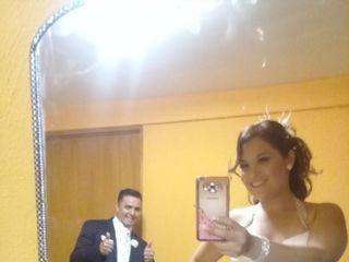 La boda de Adriana  y Roberto  2