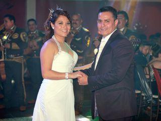 La boda de Adriana  y Roberto