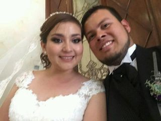 La boda de María Fernanda y Daniel Alejandro