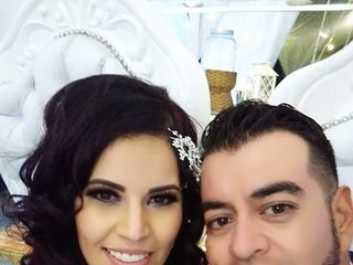 La boda de Jessica  y Luis Adrián  1