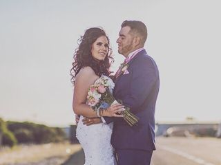 La boda de Jessica  y Luis Adrián  2
