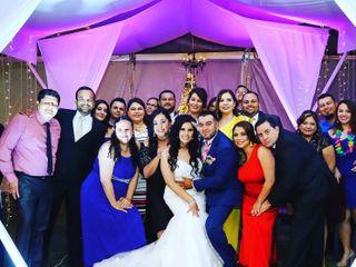 La boda de Jessica  y Luis Adrián  3