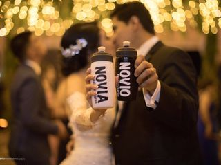 La boda de Alinari y Aaron 1