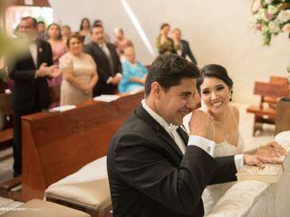 La boda de Alinari y Aaron 3