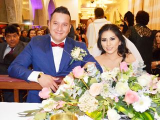 La boda de Alejandra y Marco