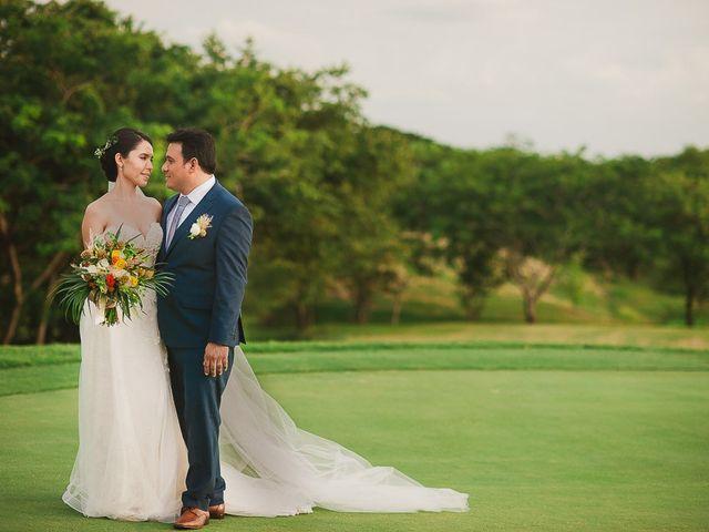 La boda de Carolina y Darwin