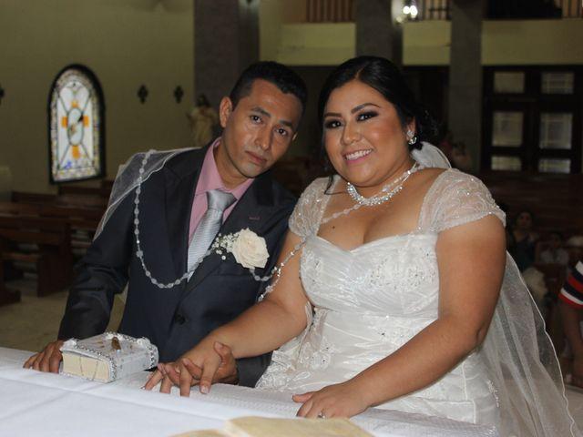 La boda de Marlene y Eduardo