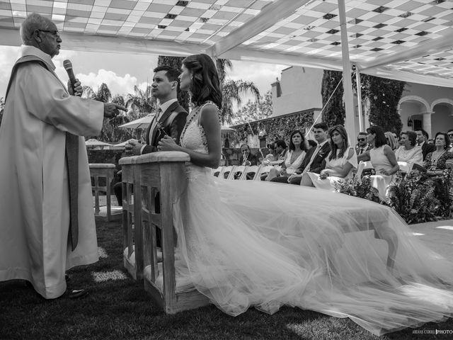 La boda de Andrea y Adam
