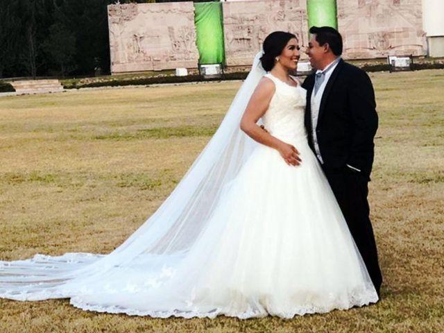 La boda de Melissa y Alfredo