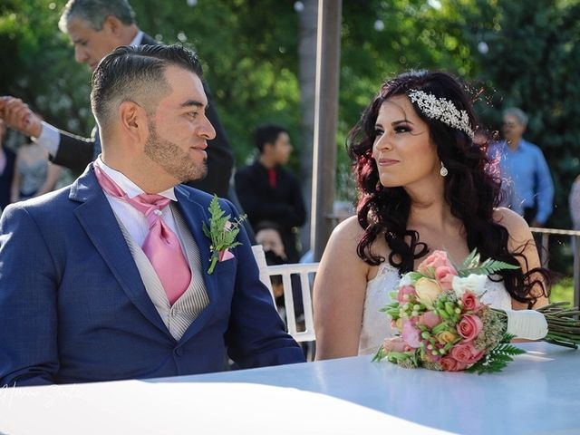 La boda de Jessica  y Luis Adrián