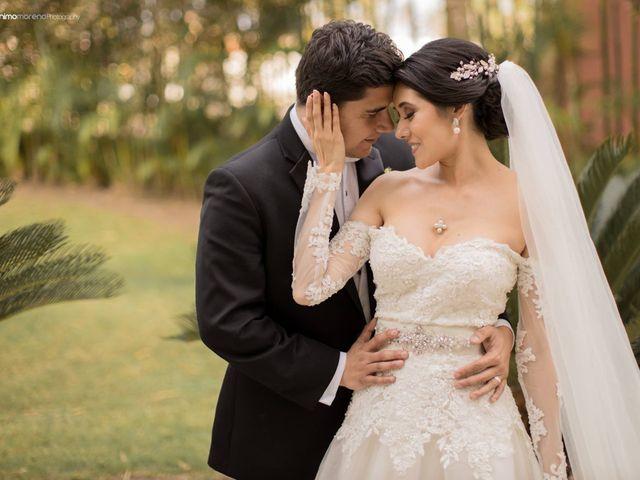 La boda de Alinari y Aaron