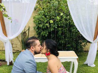 La boda de Berenice y Gabriel   1