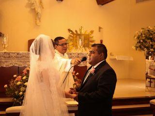 La boda de Sugey  y Orlando  2