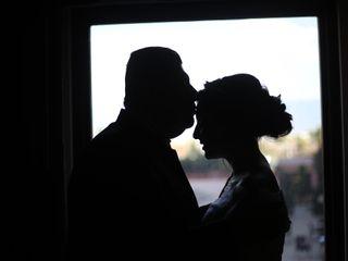 La boda de Andrea y Ángel 1