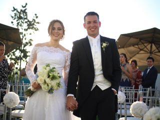 La boda de Andrea y Ángel