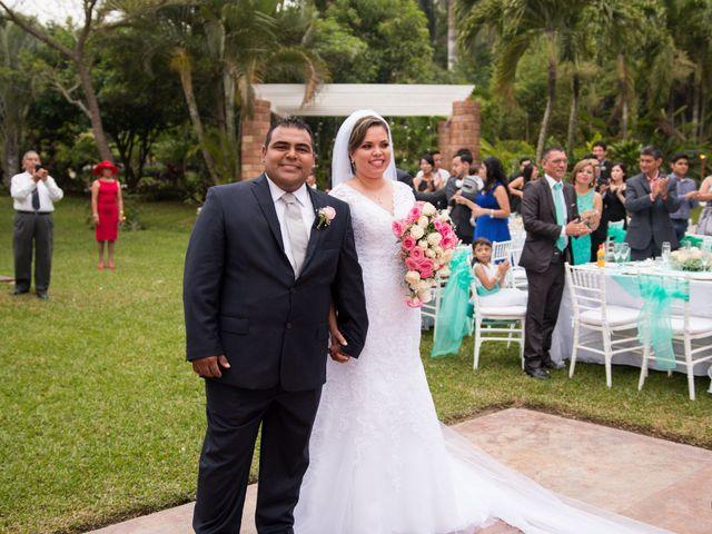 La boda de Sugey  y Orlando