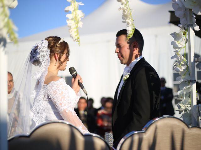 La boda de Ángel y Andrea en Saltillo, Coahuila 5