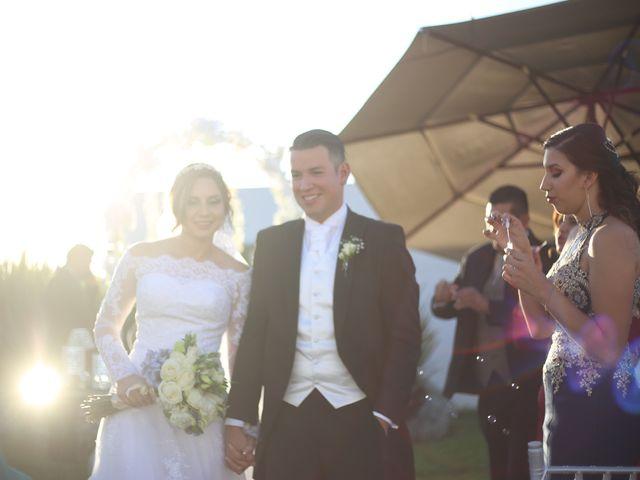 La boda de Ángel y Andrea en Saltillo, Coahuila 6
