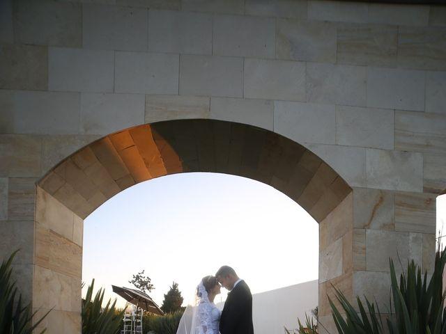 La boda de Ángel y Andrea en Saltillo, Coahuila 7