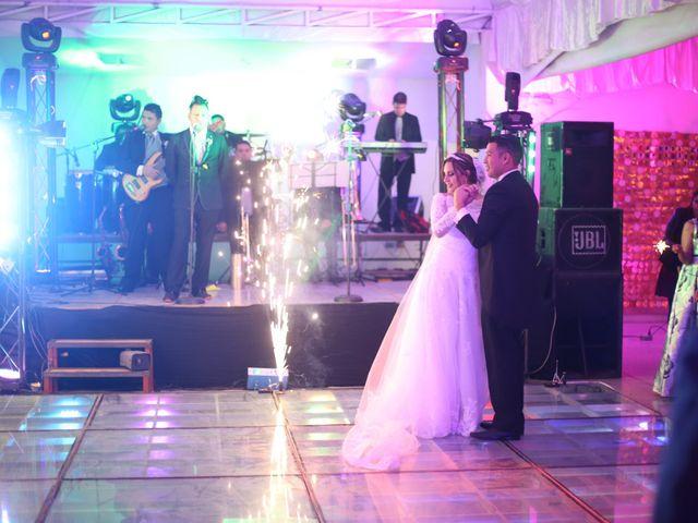 La boda de Ángel y Andrea en Saltillo, Coahuila 8