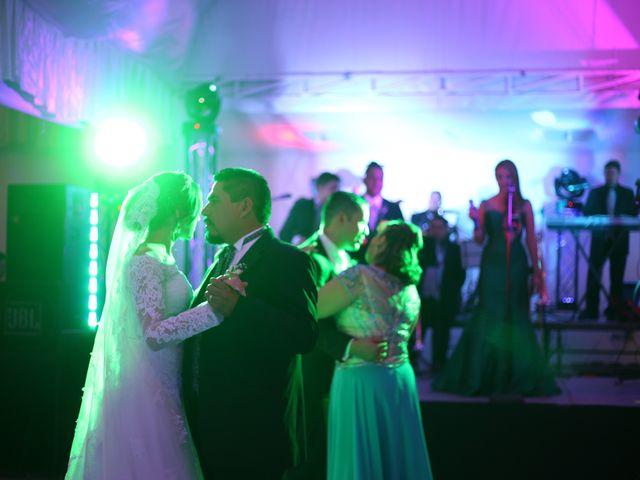 La boda de Ángel y Andrea en Saltillo, Coahuila 10