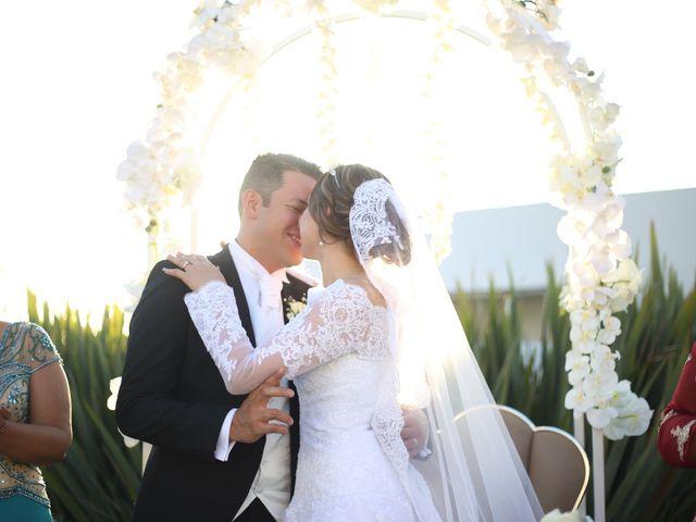 La boda de Ángel y Andrea en Saltillo, Coahuila 11