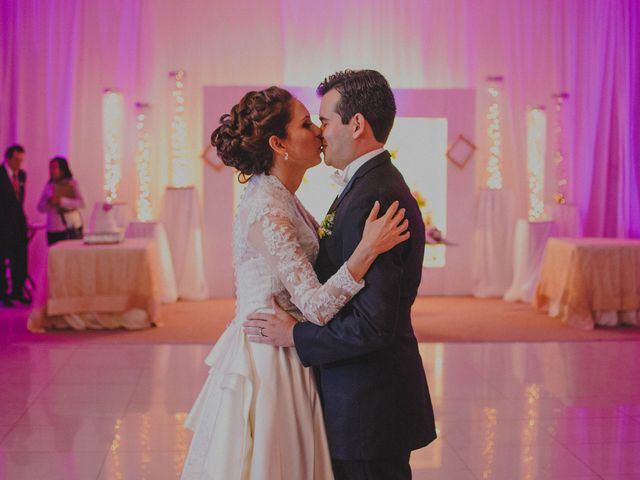 La boda de Brenda y Alfredo