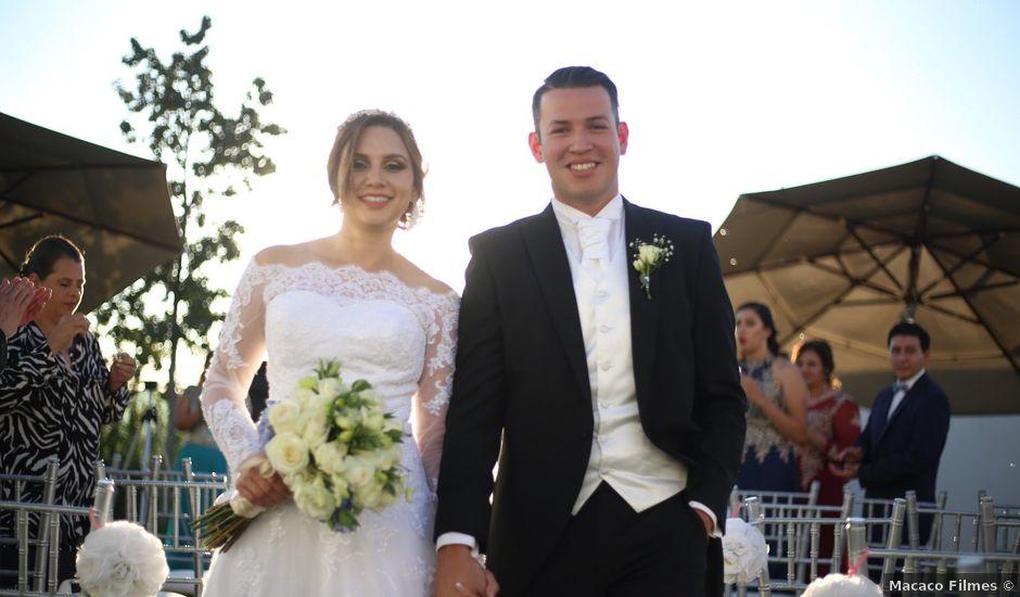 La boda de Ángel y Andrea en Saltillo, Coahuila