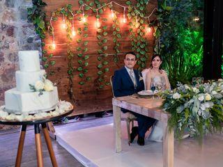 La boda de Lilia y Fabio