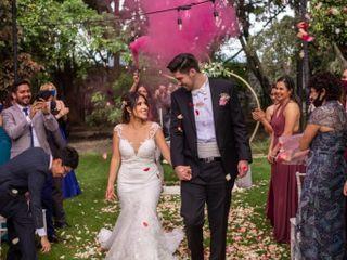 La boda de Moramay  y Juanjo