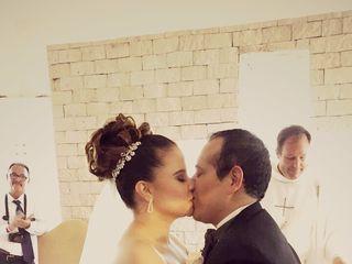 La boda de Dominique y Miguel 1
