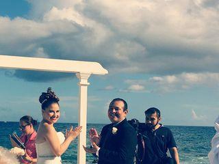La boda de Dominique y Miguel 2
