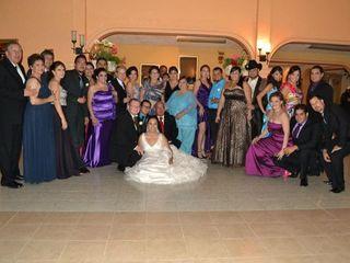 La boda de Angélica y Luis 3