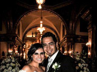 La boda de Karina y Raymundo