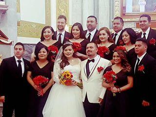 La boda de Angie y Marcel 1