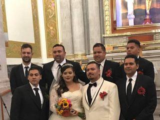 La boda de Angie y Marcel 2
