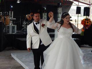 La boda de Angie y Marcel