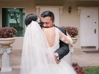 La boda de Marlene  y Aldair  1