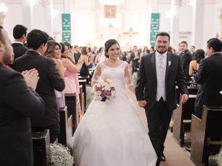 La boda de Marlene  y Aldair