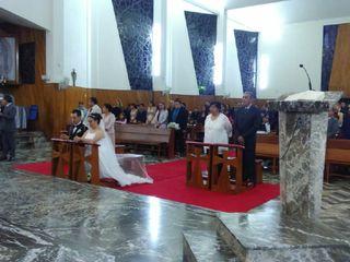 La boda de Francisco Javier y María Gisela  2