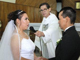 La boda de Francisco Javier y María Gisela