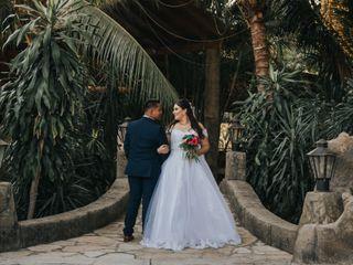 La boda de Vanesa y Yehudi